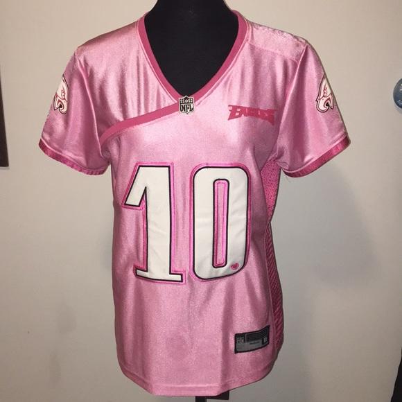 DeSean Jackson Pink Eagles Jersey 570827af2